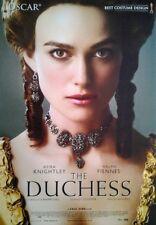 Die Herzogin - The Duchess (2008)   US Import Filmplakat Poster 68x98cm