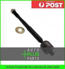 Fits LEXUS RX330/350 MCU30/GSU30 2003-2009 - Steering Tie Rod