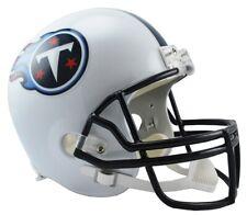 Nfl Mini Helmet Tennessee Titans Throwback Riddell 1999-2017 Helmet Football