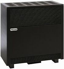 Williams 3501921A 35,000 BTU Console Vented Room Heater with Blower - Propane