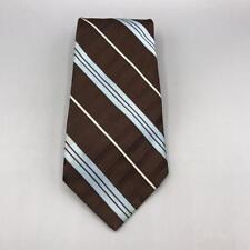 "Vintage Polyester Leonardo Tie Necktie Wide 4"""
