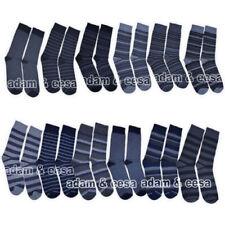 Calcetines de hombre en color principal negro talla 39