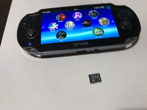 SONY PS VITA PCH-1101 For Parts Or Repair