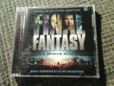 FINAL FANTASY - THE SPIRITS WITHIN (ORIGINAL SOUNDTRACK) NEW!! OOP CD
