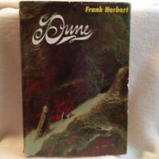 Book DUNE By Frank Herbert - Book Club Edition with Dust Jacket