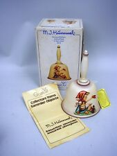 M.J. Hummel Second Edition Annual Bell 1979 Mib by Goebel