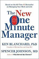The New One Minute Manager - Ken Blanchard & Spencer Johnson (Hardcover)