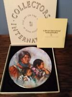 Royal Doulton Collector's Plate, Free Shipping!