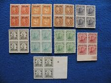 """China ROC Local Province """"Northeast"""" Stamp Collection Mint ( 4 )"""