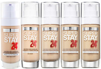 Maybelline Superstay 24hr Fresh Look Woman's Ladies Foundation - SELECT SHADE