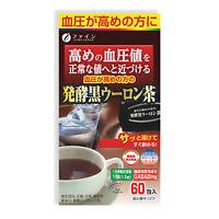 Fermented Black Oolong Tea, GABA, For High Blood Pressure, FINE JAPAN