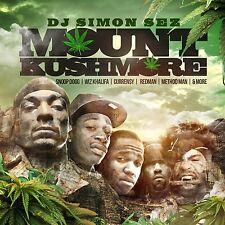 """Wiz Khalifa, Snoop,Curren$y Blends/Remixes """"Mount Kushmore"""" DJ Simon Sez mixtape"""