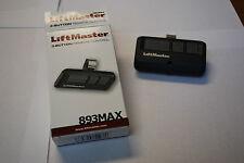 Liftmaster 893 Max garage door remote control