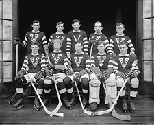 Vancouver Millionaires 1914-15 Stanley Cup Champions, 8x10 B&W Team Photo