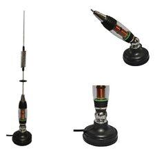 SUPER CB Funk Antenne Magnet +4dBi GEWINN 72Cm 300Watt TOP HQ Titanium 7001