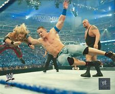 JOHN CENA -VS- EDGE WWE WRESTLING 8X10 PHOTO NEW #547