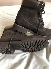 Timberland Boots men size 7 New Without Tags or Box Black