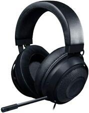 More details for razer kraken - cross-platform wired gaming headset for pc, ps4, xbox one black