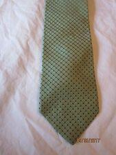 Tommy Hilfiger Green  Silk Neck Tie