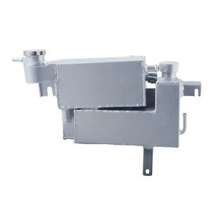 Aluminum Expansion Coolant Tank For Nissan Patrol GU Y61 3.0L Diesel 1999-2017