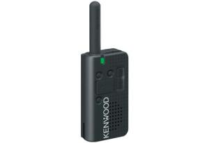 Kenwood PKT-23 Compact Lightweight Licence Free Walkie Talkie Two-Way Radio