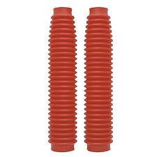 Polisport Fork Boots Red for Honda XR350R 1983-1985(Fits: 1986 KX250)