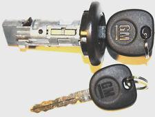 NEW GMC GM OEM Ignition Key Switch Lock Cylinder - W/ 2 OEM GM Logo Keys