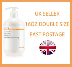 Acne.org Treatment 16oz (472ml) Benzoyl Peroxide 2.5% *FAST UK POSTAGE*