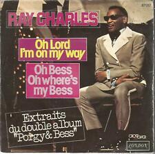 45 Upm 2 Titel / Ray Charles Oh Lord I M On My Way B12