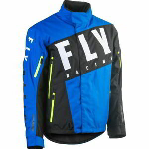 Fly Racing HydraGuard SNX Pro Mens Cold Weather Winter Sports Snowmobile Jackets