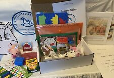 Traditional Toddlers Preschool Curriculum Box