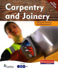 Carpentry & Joinery NVQ Level 2 Student Book, 2nd edition, Acceptable, Jarvis, M