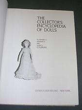 Poupées The collector's book of dolls' clothes. Costumes miniature Coleman 1974