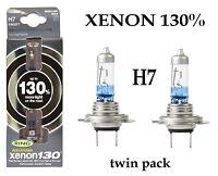 Ring 130% Super Bright White Xenon Upgrade H7 Bulb Twin Pack xenon130% RW3377