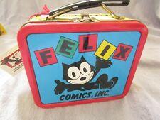 New Felix the Cat mini lunch box Midwest of Cannon Falls plus Bonus hugger/plush