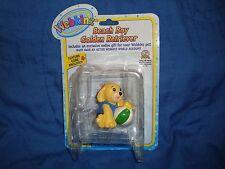 Ganz Webkinz Beach Boy Golden Retriever PVC Figure NIP