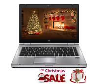 "HP 14"" Laptop Intel 3.20GHz 4GB 320GB DVD+RW WebCam WiFi Bluetooth Windows 10 PC"