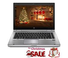"HP 14"" Laptop Intel 3.20GHz 4GB 320GB DVD+RW WebCam WiFi Bluetooth Windows 10 PC"