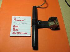 PIONEER T42-022-B  AM BAR ANTENNA BRASS COLOR BRACKET SX-440 SX-525 TX-500