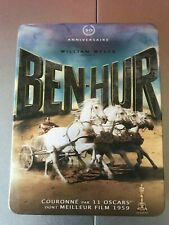 Blu-ray Ben-Hur - Edition ultime coffret Charlton Heston