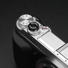 Gariz Sticker Soft Release Button XA-SBA4 for Sony Fuji Leica Canon Nikon Black