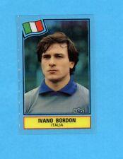 FOOTBALL SUPERSTARS-PANINI-Figurina Plastificata- BORDON - ITALIA