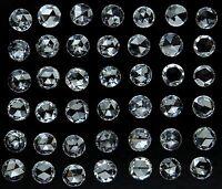 Natural Loose Diamonds Round Rose Cut G H White Color VVS1 Clarity 1 Pcs Lot Q17