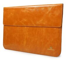 13 Zoll / 36 x 25,6cm Notebook Laptop Tasche Hülle Sleeve Lederimitat Schutz