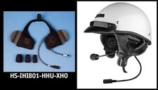 J&M HS-IHI801-HHU-XHO HALF HELMET INTEGRATED 801 ELITE SERIES HEADSET