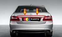 NEW GENUINE MERCEDES MB E CLASS W212 REAR TRUNK/BOOT CHROME MOLDING A2127430282