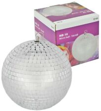 Disco Ball Mirror Ball 10cm 240g - Opened but unused - lightweight for parties