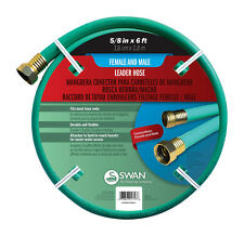 Swan  5/8 in. Dia. x 6 ft. L Leader  Hose