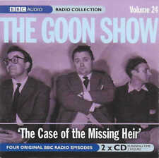 Goon Show - Volume 24 - 'The Case of the Missing Heir' - CD Audio Book