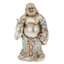 Shudehill Giftware Happy Blue Buddha Stand Small - New - 285271